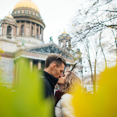 Wedding photographer Anastasiya Lyalina (lyalina). Photo of 11.01.2018