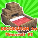 Decoration Mod for Minecraft PE icon