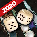Backgammon Free - Lord of the Board - Game Board icon