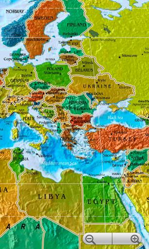 World Offline Map 7.3 screenshots 4