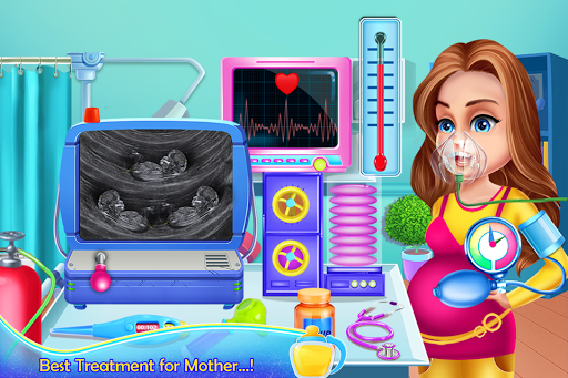 Mommy Daddy & Newborn Triplets Grown Up Nursery 1.0.5 de.gamequotes.net 2