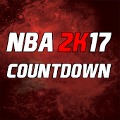 Countdown for NBA 2K17
