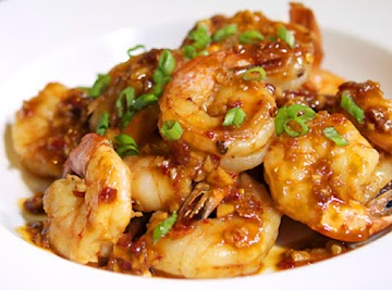 Shrimp W/spicy Hot Garlic Sauce Recipe