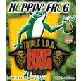 Logo of Hoppin' Frog Hop Dam