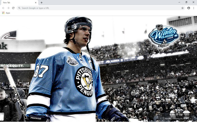 NHL New Tab & Wallpapers Collection