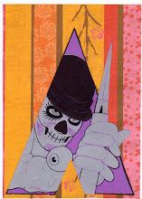 Photo: Wenchkin's Mail Art 366 - Day 171, card 171b