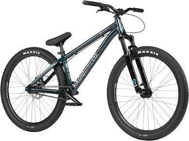 """Radio MY21 Griffin 26"""" Dirt Jump Bike - 22.6"""" TT, Cobalt Green alternate image 1"""
