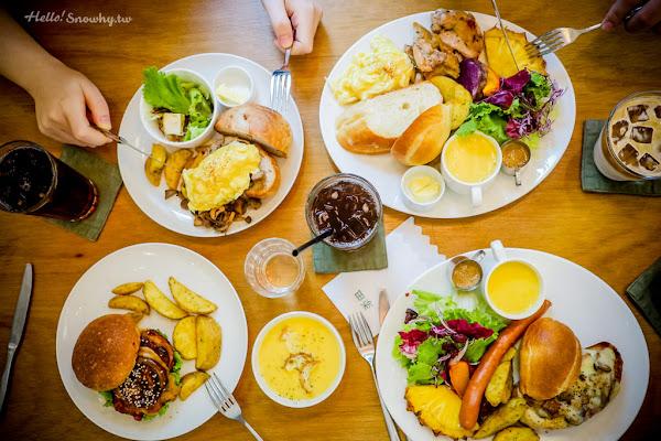   田樂小公園店for Farm Burger.老宅裡吃漢堡、早午餐!