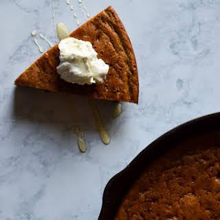 3-Ingredient Sweet Plantain Cake.
