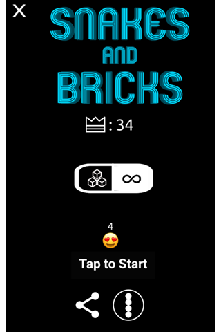 Snakes And Bricks 1.2 screenshots hack proof 1