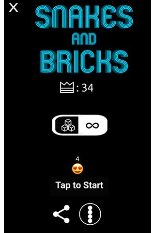 Snakes And Bricks cheat screenshots 1