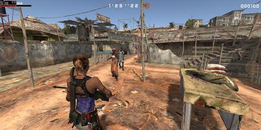 Mercenarios  captures d'écran 1