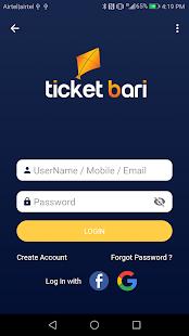 Ticket Bari for PC-Windows 7,8,10 and Mac apk screenshot 3