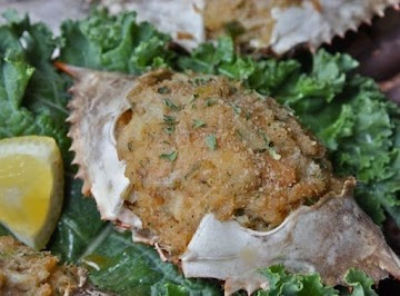 Stuffed Crab Recipe