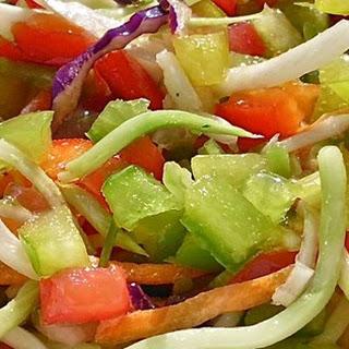Marinated Cabbage Slaw Recipes