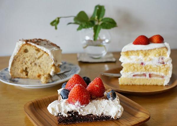 Berenice Patisserie貝荷尼絲手工甜點-靜謐低調手工甜點小店