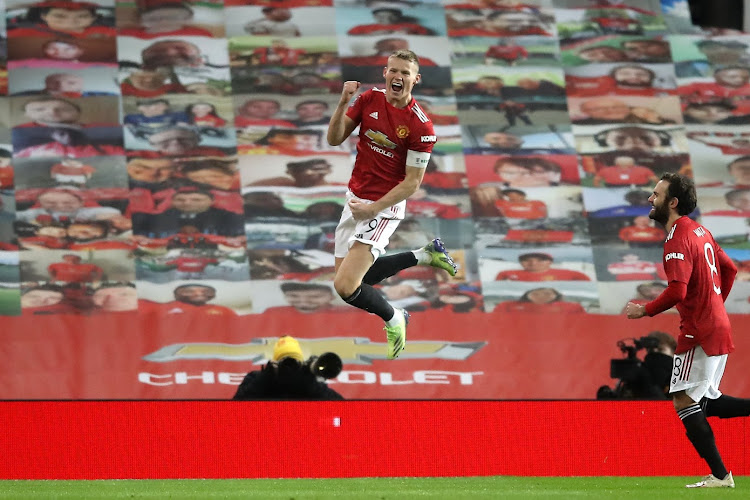 Service minimum pour Manchester United — FA CUP