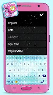Cute Emoji Keyboard for Girls - náhled