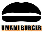 Logo for Umami Burger West Loop