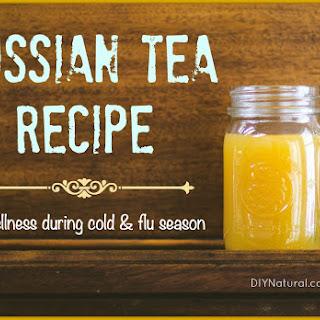 Homemade Russian Tea