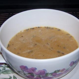 Easy Pumpkin Bean Soup