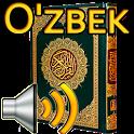 Uzbek Quran Audio icon