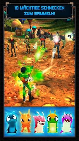 android Slugterra: Dark Waters Screenshot 17