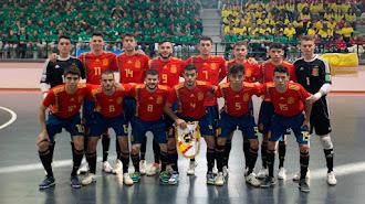 El 8 de La Roja es almeriense y brilla a nivel internacional.
