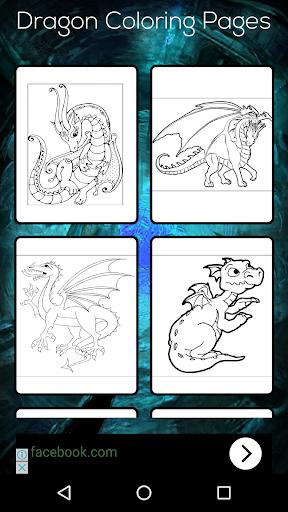 玩免費遊戲APP|下載Dragon Coloring Book app不用錢|硬是要APP