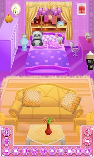 Doll House : Princess Bedroom Design - náhled
