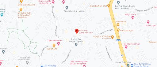 Địa chỉ Văn phòng nhà xe Nguyễn Kim Limousine tại Đà Lạt