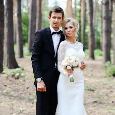 Wedding photographer Oksana Abolikhina (oaphotographer). Photo of 21.09.2016