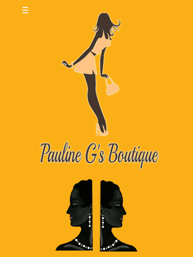 Pauline G's Boutique- screenshot