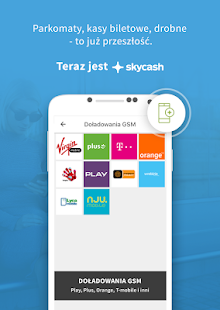SkyCash Screenshot