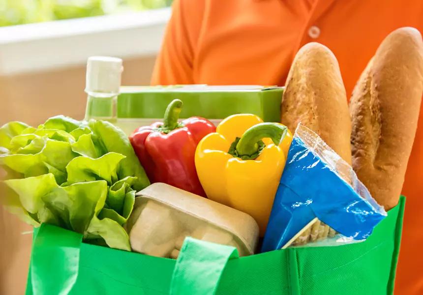 Доставка продуктов – все для комфорта клиента