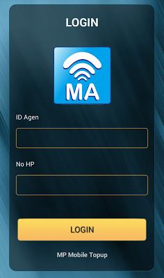 Cara Mudah Download Aplikasi MA Mobile Topup Market Pulsa Langsung dari HP Android Kamu