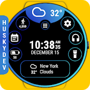 Thermo Watch Face by HuskyDEV
