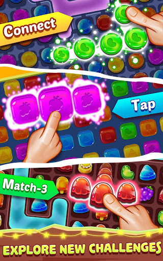 Crazy Story - Match 3 Games android2mod screenshots 4