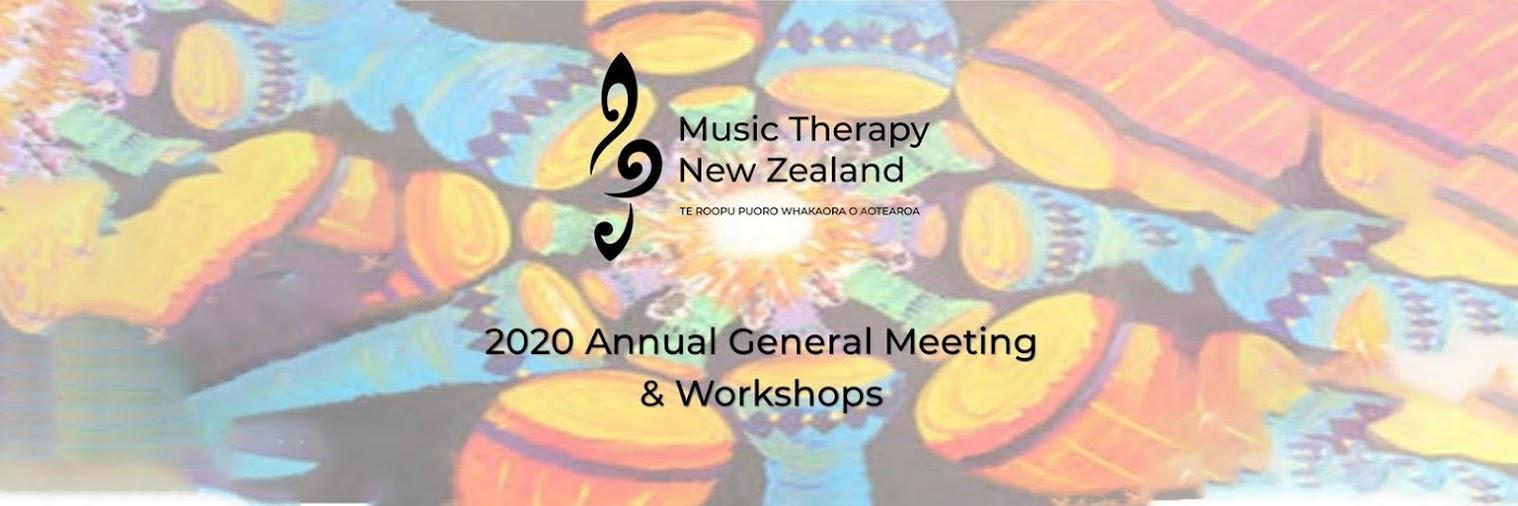 MThNZ 2020 AGM & Workshops
