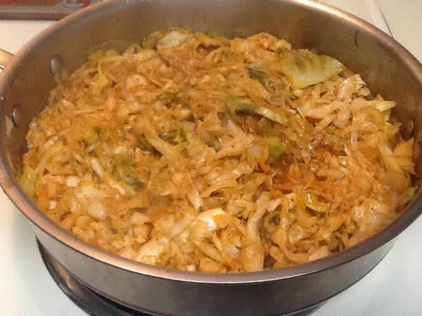 Sweet And Sour Cabbage Recipe
