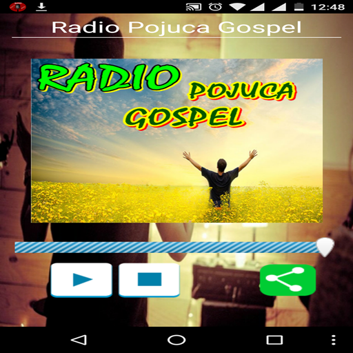 Radio Pojuca Gospel- screenshot