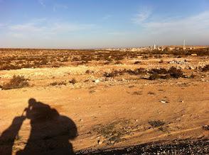 Photo: Road to Tiznit