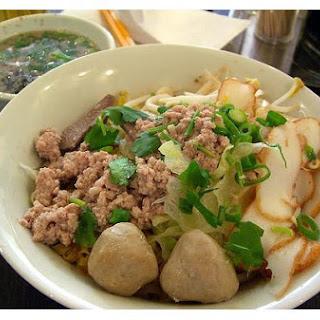 Meat & Noodles