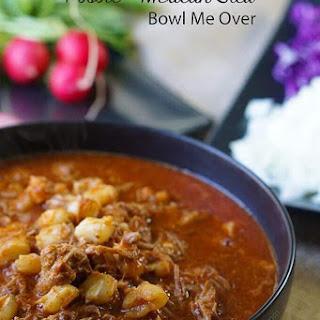 Posole With Enchilada Sauce Recipes.