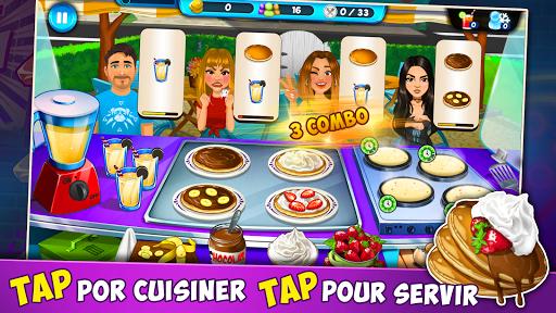 Tasty Chef: Jeux de Cuisine et Restaurant  captures d'écran 2