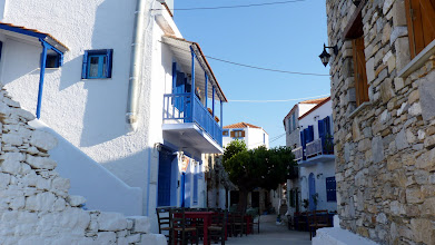 Photo: Old part of the OLd Village