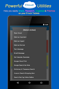 EZ Notes – Mobiler Notizblock Screenshot