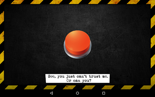 10 Do Not Press The Red Button App screenshot