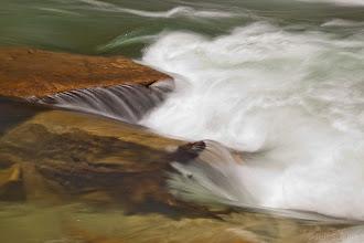 Photo: Tuolumne River detail