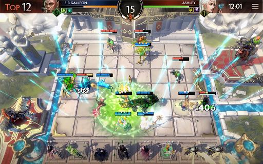 Might & Magic: Chess Royale - Heroes Reborn  screenshots 12